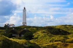 Der Leuchtturm von Blavand