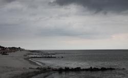 Die Ostsee in Grömitz