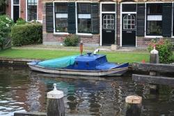 Holland  hat komische Boote